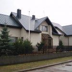 aliuminis stogas